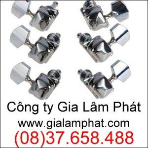Xi mạ crom trang trí cho các sản phẩm công nghiệp
